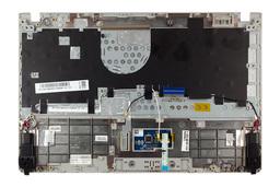 Samsung NP350U2A, NP350U2B gyári új szürke-fekete magyar laptop billentyűzet modul (BA75-03262Q)