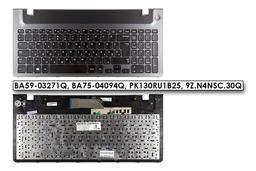 Samsung NP350V5C, NP355V5C gyári új keretes magyar laptop billentyűzet (BA59-03271Q)