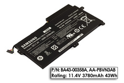 Samsung NP370R5E, NP410R5E, NP510R5E laptophoz gyári új 6 cellás laptop akku/akkumulátor  BA43-00358A