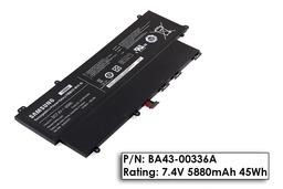 Samsung NP530U3C gyári új laptop akku/akkumulátor  BA43-00336A