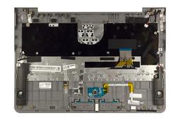 Samsung NP530U3C, NP535U3C gyári új szürke-fekete magyar laptop billentyűzet modul, BA75-04043Q