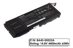 Samsung NP700Z3A, NP700Z3C gyári új laptop akku/akkumulátor (BA43-00322A)