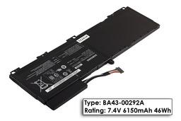 Samsung NP900X3A gyári új laptop akku/akkumulátor  BA43-00292A, AA-PLAN6AR