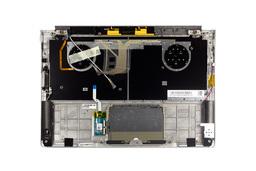 Samsung NP900X3D gyári új magyar ezüst laptop billentyűzet modul touchpaddal (BA97-03734Q)
