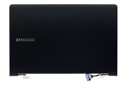 Samsung NP900X4C gyári új matt 15'' LED ezüst színű teljes laptop kijelző modul zsanérokkal (BA96-06178A)
