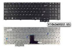 Samsung R528, R530, R620 gyári új US angol laptop billentyűzet, V106360GS1 US