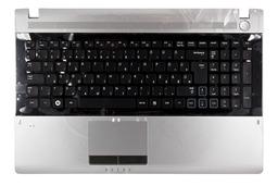 Samsung RV509, RV511, RV520 gyári új magyar laptop billentyűzet modul, felső fedél (BA75-02881Q)