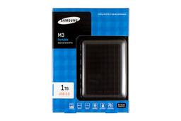 Samsung - Seagate M3 1TB külső (USB 3.0, USB 2.0) winchester (HX-M101TCB/G)