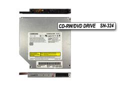 Samsung SN-324 használt IDE laptop CD-író DVD-olvasó combo - Akciós
