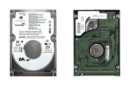 Seagate Momentus 40GB IDE laptop Winchester, ST94011A