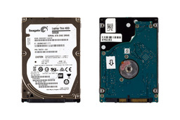 Seagate Thin HDD 500GB SATA3 használt laptop winchester (ST500LM021)