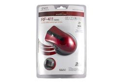 Silver Line vezeték nélküli USB piros optikai egér, RF-411