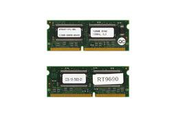 SimpleTech 128MB SDRAM 133MHz használt laptop memória