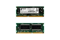 SMART Samsung 128MB SDRAM 133MHz használt laptop memória