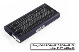 Sony VGN sorozat VGN-A sorozat laptop akkumulátor, új, gyárival megegyező minőségű helyettesítő, 6 cellás (4400mAh)