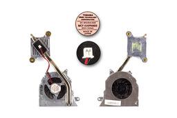 Sony VAIO PCG-6D1M használt komplett hűtő ventilátor egység(MCF-509PAM05)