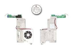 Sony Vaio PCG-F150, PCG-F350 laptophoz használt komplett hűtő ventilátor egység (UDQFXMH06)