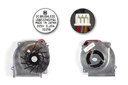 Sony VAIO PCG-FR130, PCG-FR720 gyári új laptop hűtő ventilátor (UDQF2ZH02FQU)