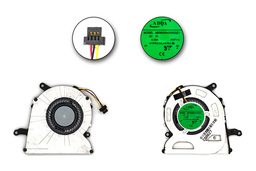 Sony Vaio SVF-13A, SVF-13N gyári új laptop hűtő ventilátor (AB06005HX0403Z1, 00FI1)