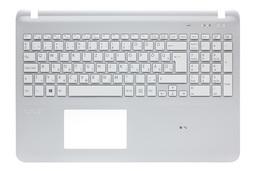 Sony Vaio SVF15E, SVF152 sorozatú laptophoz gyári új magyar fehér billentyűzet modul