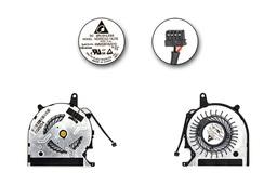 Sony Vaio SVP13 gyári új laptop hűtő ventilátor (ND55C02-14J10, 4MMS8FAV010)