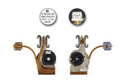 Sony Vaio VGN-FE, VGN-FE31Z, PCG-7R1M laptophoz használt komplett hűtőegység (073-1002-1890)