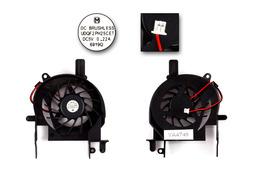SONY Vaio VGN-SZ gyári új laptop hűtő ventilátor (UDQF2PH25CET)