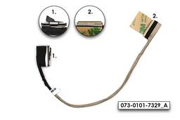 Sony Vaio VPC-CW sorozatú laptopokhoz gyári új LCD kijelző kábel (M870, 073-0101-7329_A)