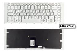 Sony Vaio VPC-EA gyári új német fehér billentyűzet (148792621)