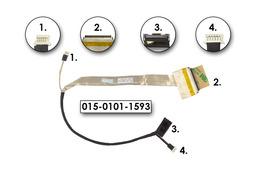 Sony Vaio VPC-EB gyári új CCFL LCD kijelző kábel, 015-0101-1593