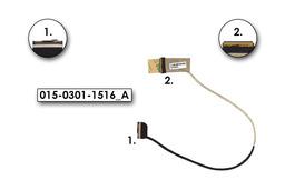 Sony Vaio VPC-EB sorozatú laptopokhoz gyári új LED LCD kijelző kábel (015-0301-1516_A)