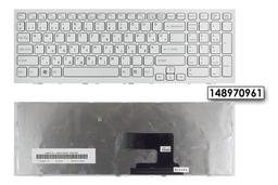 Sony Vaio VPC-EH fehér magyarított laptop billentyűzet, 148970961