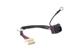 Sony Vaio VPC-EH, PCG-71811M laptophoz gyári új DC-Jack kábellel