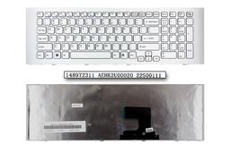 Sony Vaio VPC-EJ gyári új fehér US angol laptop billentyűzet, 148972311