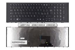 Sony Vaio VPC-EJ gyári új fekete olasz laptop billentyűzet, 148971941