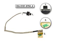 Sony Vaio VPC-SE sorozatú laptopokhoz gyári új LED LCD kijelző kábel (356-0101-8704_A)