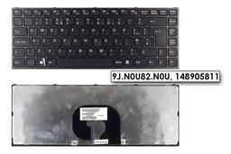 SONY Vaio VPC-Y gyári új UK angol fekete billentyűzet, 9J.N0U82.N0U, 148905811