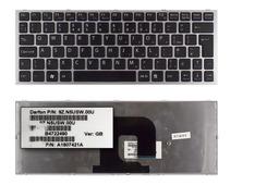 Sony Vaio VPC-YA1V9E-B, VPC-YA1C5E gyári új UK angol ezüst laptop billentyűzet (9Z.N5USW.00U)