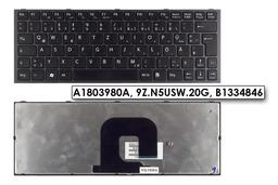 Sony Vaio VPC-YA1V9E-B, VPC-YA1C5E gyári új német szürke laptop billentyűzet, A1803980A