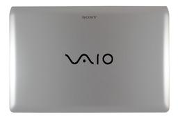 Sony Vaio VPC-YB, PCG-31311M laptophoz használt szürke LCD hátlap, WIS604KY0600