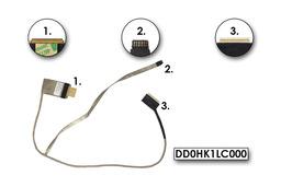 Sony Vaio VPCEH, PCG-71811M gyári új laptop LCD kábel, DD0HK1LC000