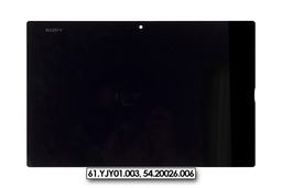 LCD kijelző modul Sony Xperia Z tablethez (1265-1775, 61.YJY01.003)