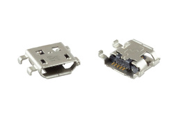 Tablet  micro USB csatlakozó, 0187