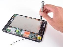 Tablet alaplap javítás