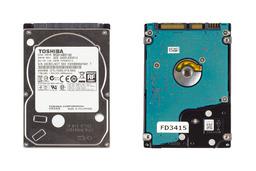1TB 5400RPM 2,5'' SATA (3Gbit/s) gyári új laptop winchester, HDD
