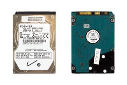Toshiba 320GB használt SATA II laptop winchester (MK3259GSXP)
