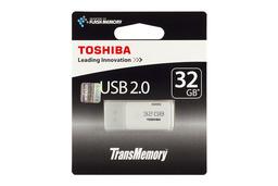 Toshiba 32GB fehér pendrive (THNU32HAYWHT)