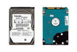 Toshiba 750GB SATA használt laptop winchester (MK7559GSXP)