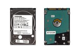 Toshiba 750GB SATA használt laptop winchester (MQ01ABD075)