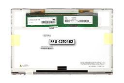 Toshiba LTD121EWVB 12,1'' WXGA HD (1280x800) CCFL gyári új laptop kijelző